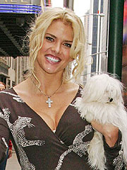 Stern, Birkhead Attend Anna Nicole Funeral| Anna Nicole Smith