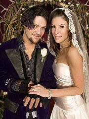 Jackass Star Bam Margera Gets Married | Bam Margera