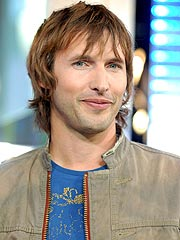 James Blunt Swears He's a 'Big Partyer' | James Blunt