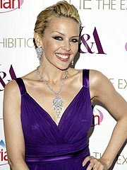 Kylie Minogue Says She and Olivier Are 'All Good' | Kylie Minogue