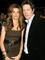 Hugh Grant and Jemima Khan Split Up | Hugh Grant, Jemima Khan