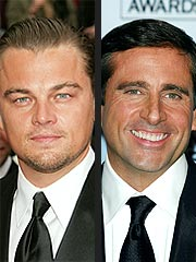 Backstage at the Oscars: What You Didn't See   Leonardo DiCaprio, Steve Carell