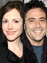 Mary-Louise Parker  Jeffrey Dean Morgan Split   Jeffrey Dean Morgan    Jeffrey Dean Morgan And Mary Louise Parker