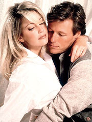 Heather Locklear & Jack Wagner: Melrose Match?| Heather Locklear, Jack Wagner