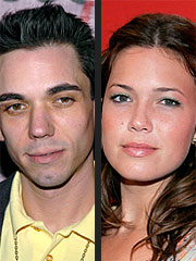Mandy Moore Flies to DJ AM&#39;s Bedside