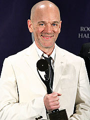 R.E.M., Grandmaster Flash Inducted Into Rock Hall | Michael Stipe