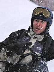 Rob Morrow, Chad Lowe Rescued by Ski Patrol