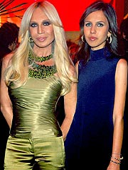 Allegra Versace Battling Anorexia | Donatella Versace