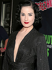 Dita Von Teese on Marilyn Manson: 'We're Not Friends' | Dita Von Teese