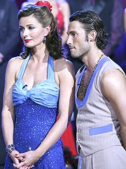 Paulina First to Go on Dancing with the Stars | Paulina Porizkova