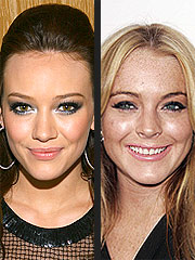 Hilary Duff & Lindsay Lohan: Mean Girls No More