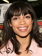 Rosario Dawson on Rihanna and Jennifer Hudson: We're All Sisters | Rosario Dawson