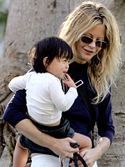 Meg Ryan Says She's 'So Compatible' With Adopted Daughter
