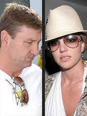 Britney Spears's Father Says She Was 'Out of Control'
