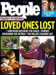 COVER STORY: Virginia Tech Witnesses Recall Chaos
