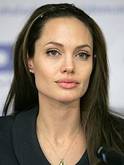 Angelina Jolie Calls for More Funding for Orphans