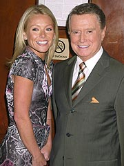 Regis Returns to  Live with Regis and Kelly | Kelly Ripa, Regis Philbin