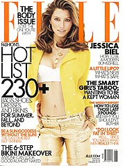 Jessica Biel Says She's Considered Too Sexy for Roles| Jessica Biel, Scarlett Johansson