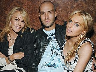 New British Beau for Lindsay Lohan?