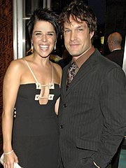 Neve Campbell & John Light Marry in Malibu | John Light, Neve Campbell