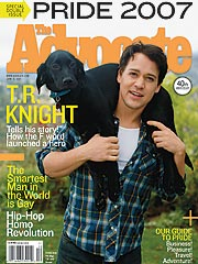 T.R. Knight: I Was Told Not to Come Out| T.R. Knight