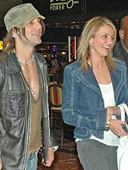 Criss Angel Calls Cameron Diaz 'Amazing'