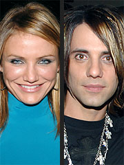 Cameron Diaz Denies Criss Angel Divorce Claim | Cameron Diaz