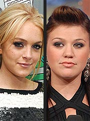 Kelly Clarkson: Record Label Wanted to 'Lindsay-ize' Me
