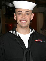 Phil Stacey Gets Navy's OK for American Idol Tour