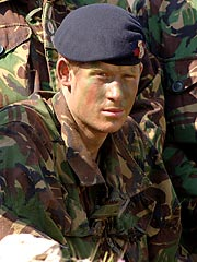 Prince Harry Will Not Be Going to Iraq
