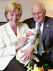 Mary Cheney, Partner Welcome a Boy| Birth, Dick Cheney