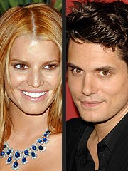 Jessica Simpson, John Mayer Reunite in NYC