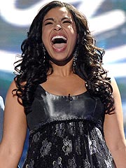 Idol's Jordin Sparks: 'I Love the Love!'