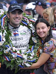 Ashley Judd's Husband Wins Indianapolis 500 | Ashley Judd