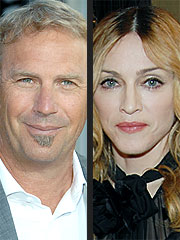 Kevin Costner Forgives Madonna for Truth or Dare Diss
