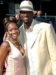 NBA Star Dwyane Wade, Wife Have a Son