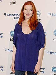 Marcia Cross Talks About Being a Working Mom | Marcia Cross