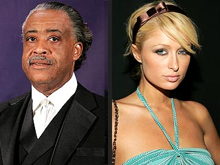 Outrage: Sharpton Bashes Paris Transfer | Al Sharpton, Paris Hilton