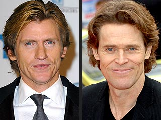 Denis Leary and Willem Dafoe: Separated at Birth? | Denis Leary, Willem Dafoe