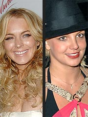 Britney Spears Ponders Lindsay Lohan Joke as Album Title