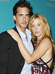 New Mom Poppy Montgomery Is in No Rush to Wed | Poppy Montgomery