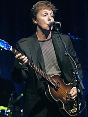 Paul McCartney Plays Intimate Show in NYC