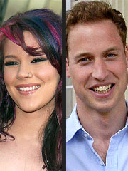 Joss Stone Not Getting 'Close' to Prince William | Joss Stone