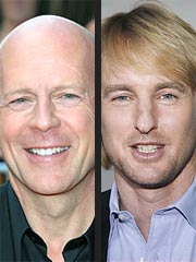 Bruce Willis: Owen Wilson 'Doing Well' Since Split with Kate