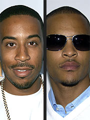 Fight Breaks Out Between T.I., Ludacris Entourages | Ludacris, T.I.