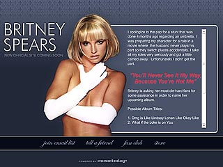 Britney Spears Apologizes for Umbrella Attack| Britney Spears