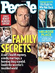 COVER STORY SNEAK PEEK: Chris Benoit's Family Secrets