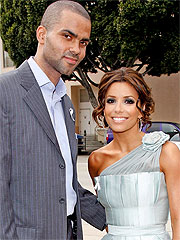 Eva Longoria's Wedding Features Bling and Bang