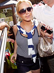 Lindsay Lohan Quietly Marks 21st Birthday in Rehab| Lindsay Lohan