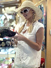 Paris Hilton Goes on Post-Jail Shopping Spree